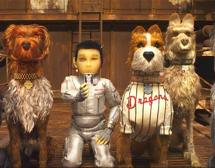 Wes Anderson's ode to canines and Japan