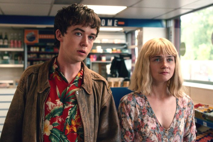On the lam: teen romance turns hilariously dark and twisted