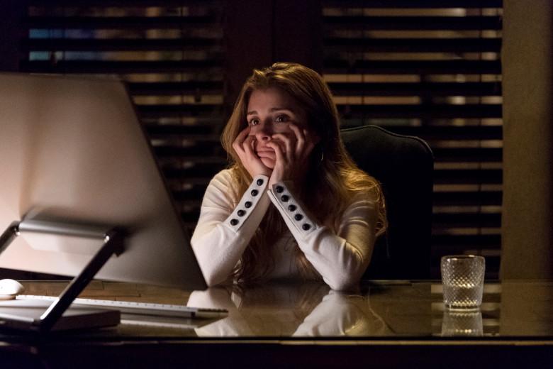 Rachel goes full on evil this season