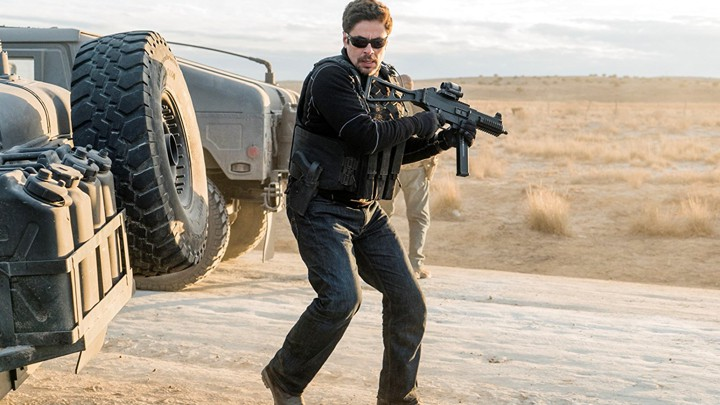 He's back- Benicio Del Toro goes up against the cartels once more