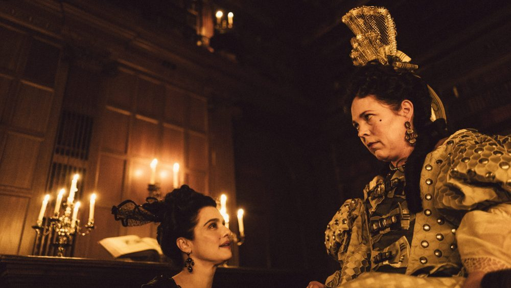 Yorgos Lanthimos' 'The Favourite' is expected to be a big Oscar player too
