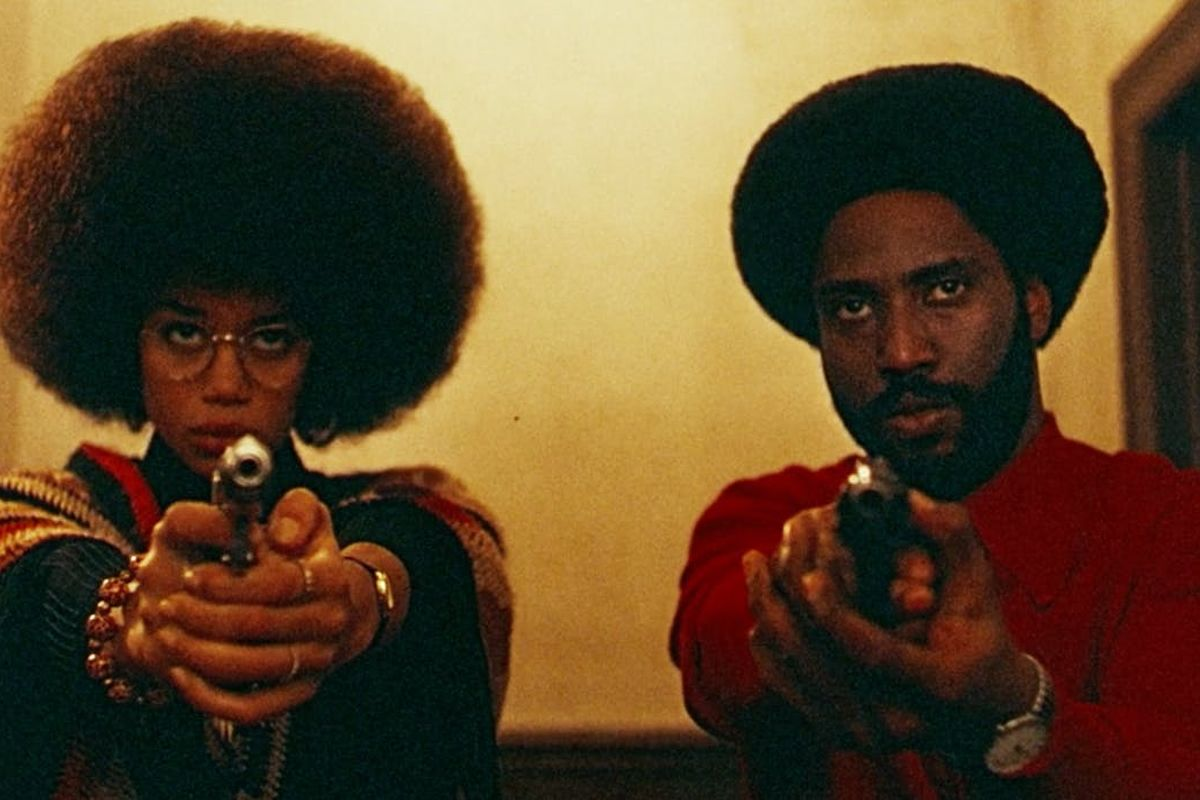John David Washington was one of four nods for  BlacKkKlansman , including Picture and Director for Spike Lee- will he get his first Oscar nod for directing after a 30 year career?