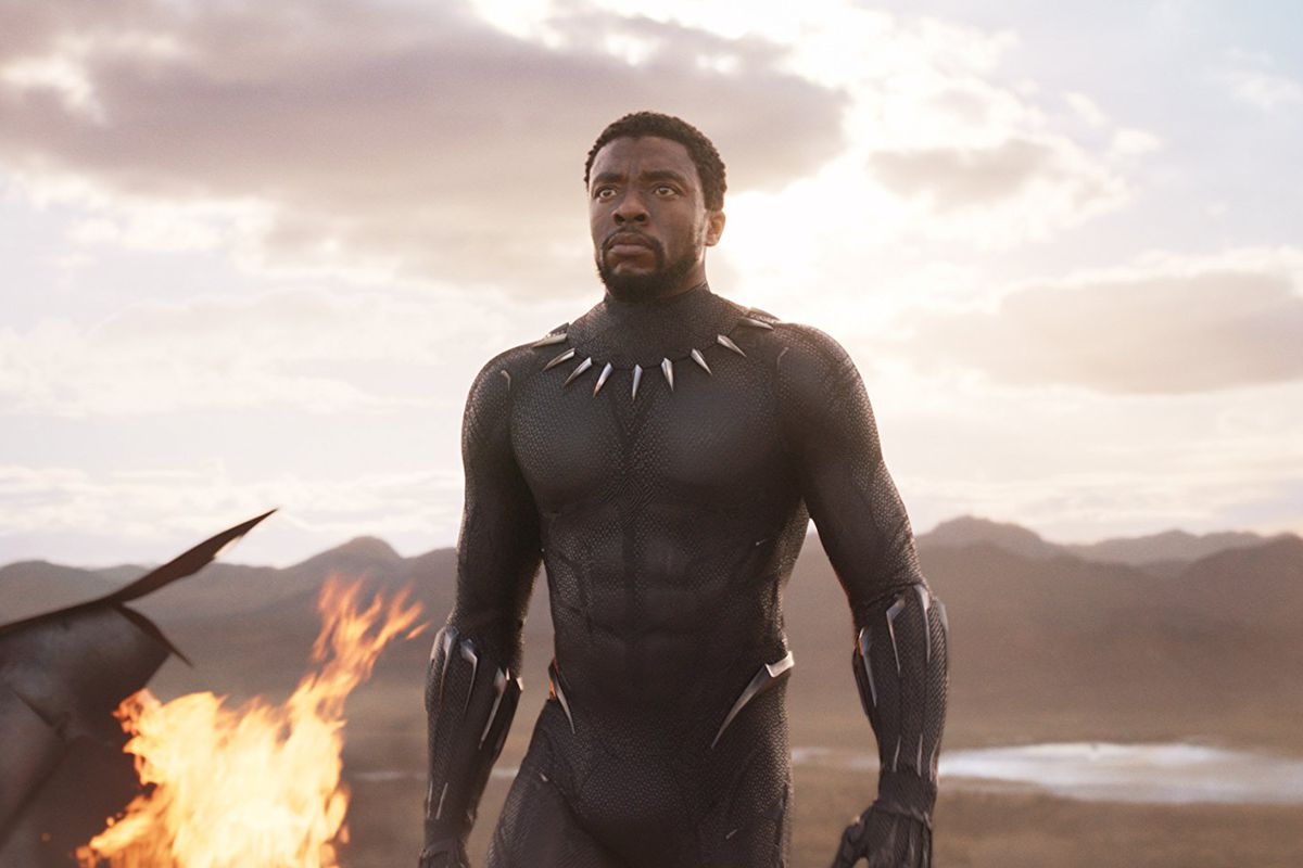 Black Panther  did indeed become the first superhero movie nominated in Best Picture Drama- a sure sign it's headed to an Oscar nod in Best Picture as well