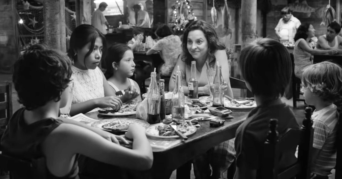 Roma  is on its way to a critics sweep across the country