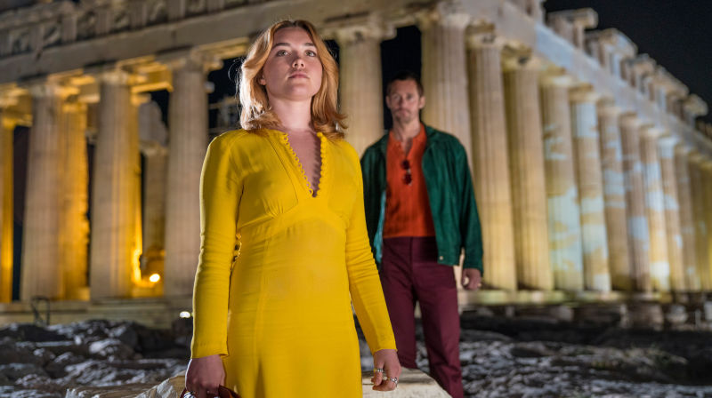 Park Chan Wook's  The Little Drummer Girl  is a delicious slow burn