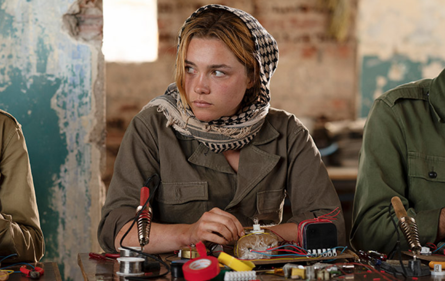 Florence Pugh shines in Park Chan-Wook's miniseries