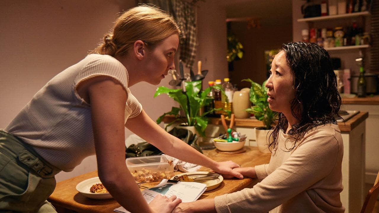 An assassin and a government agent circle each other in a deadly cat and mouse game, but with barbed humor and unexpected action. Two fantastic lead performances in Sandra Oh and Jodie Comer make this hitwoman story unpredictable and thrilling
