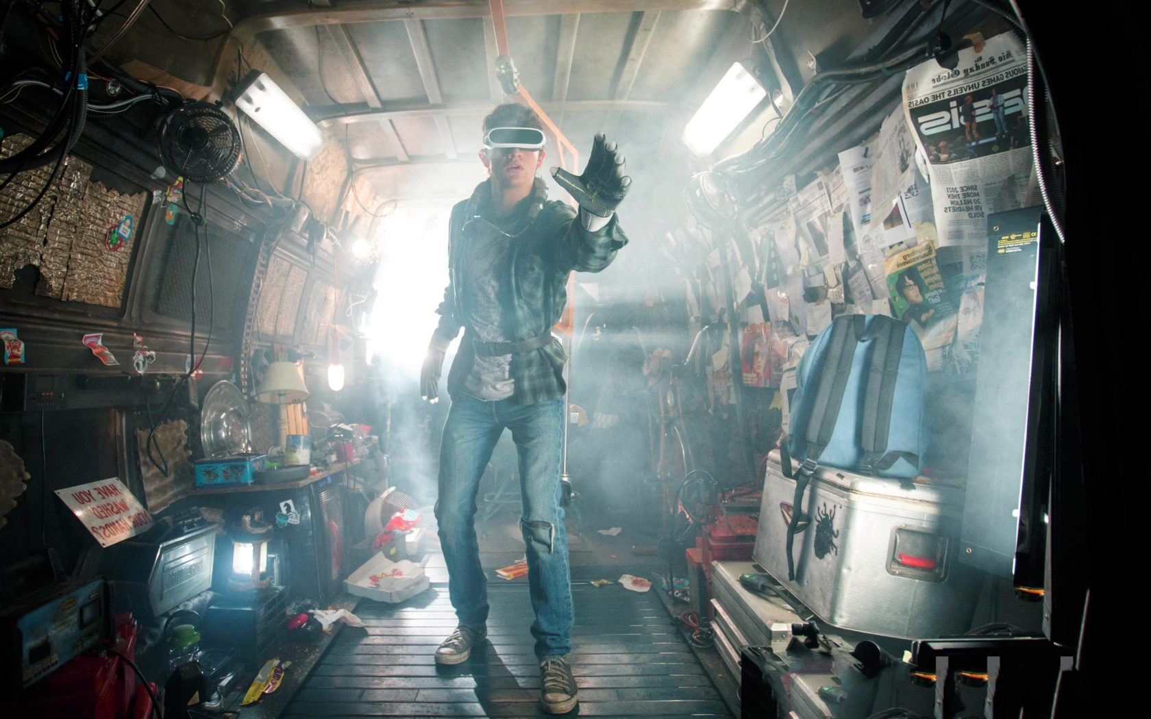 Ready Player One  is a deserving nominee for that  Shining  scene alone
