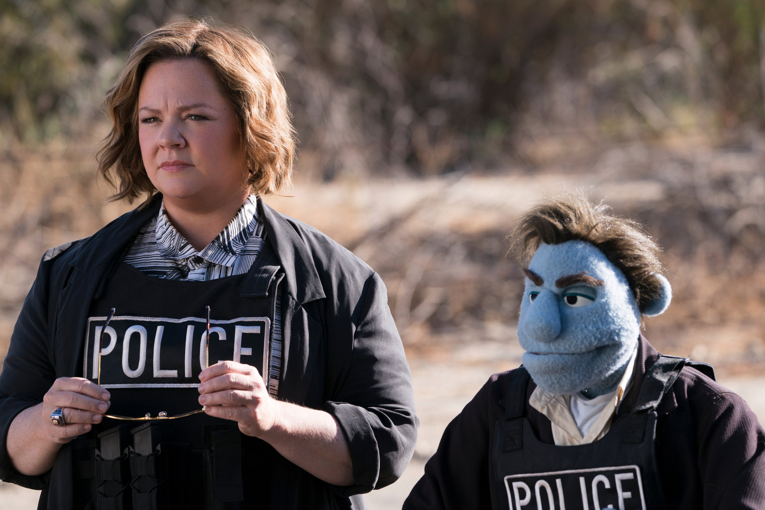 Melissa McCarthy will likely get an Oscar nomination tomorrow, but this puppet movie received some of the most savage reviews of last year