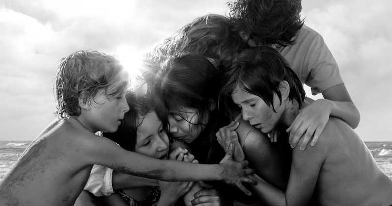 Roma  is the first foreign-language film to lead the Oscar nominations, tying  Crouching Tiger, Hidden Dragon 's record with 10 nods