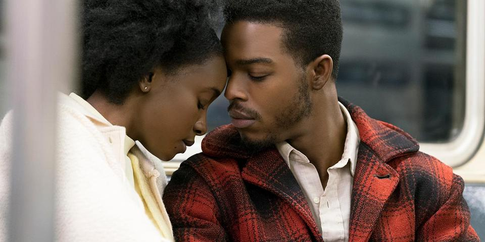 My favorite of this bunch is the beautiful  If Beale Street Could Talk