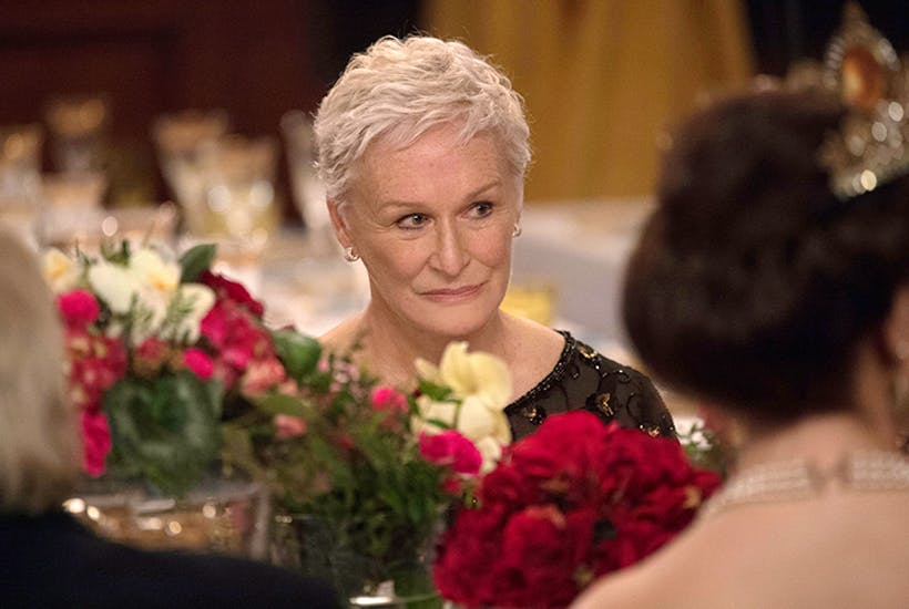 After seven Oscar nominations and no win to her name, will the SAG be Glenn Close's first step on her way to finally take the statue?