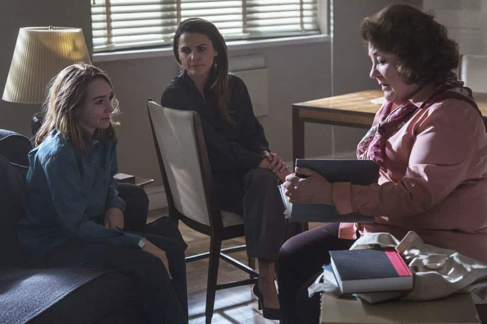 The Americans  always had a good ensemble, despite only its leads ever being recognized- not the case at SAG