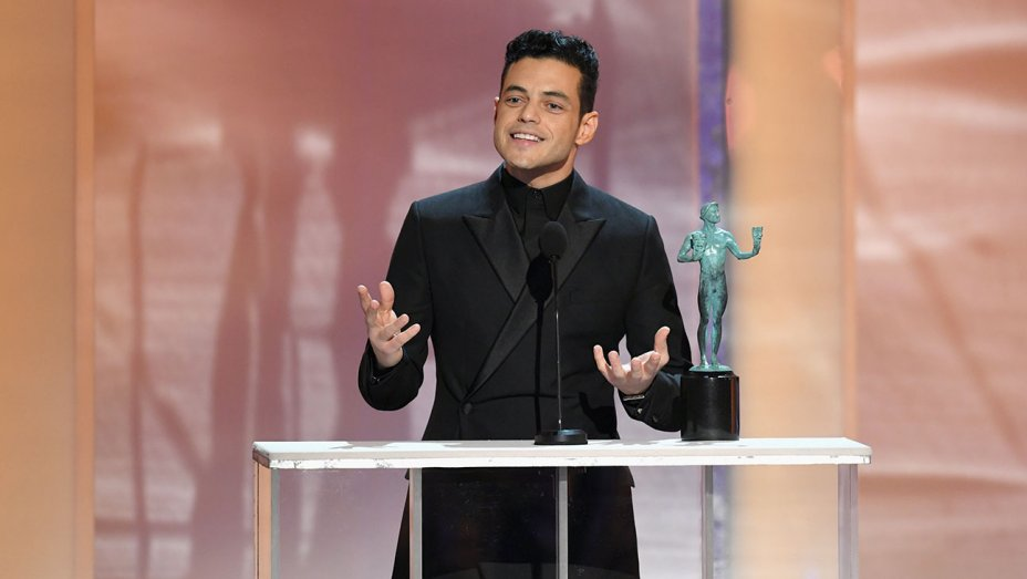 Did Rami Malek wrap up the Best Actor Oscar for  Bohemian Rhapsody ?