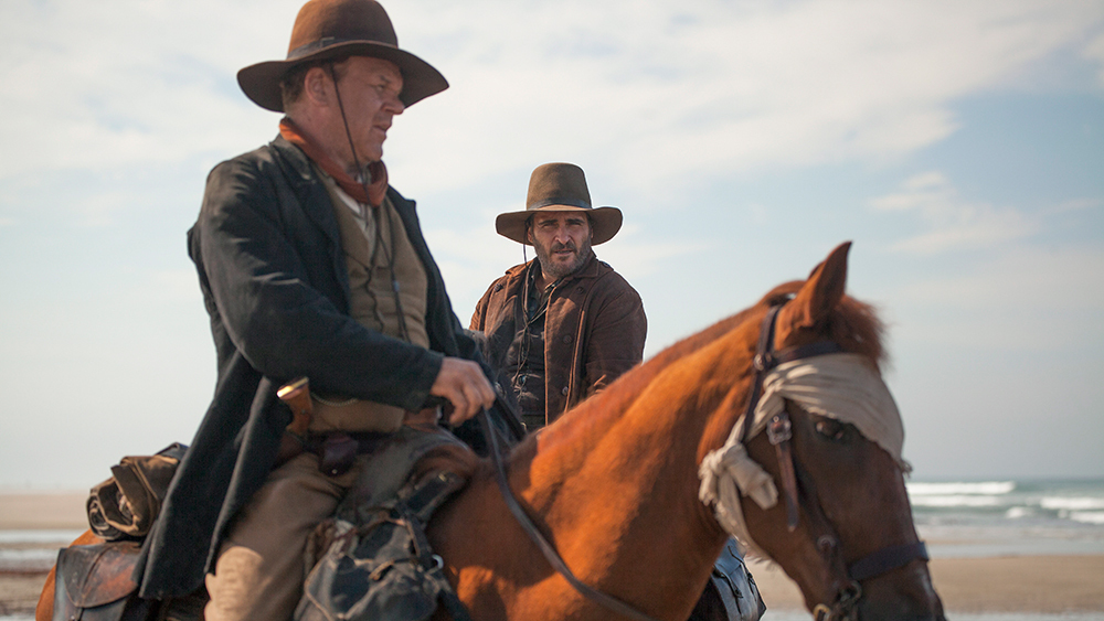 My pick of this batch is  The Sisters Brothers - check it out