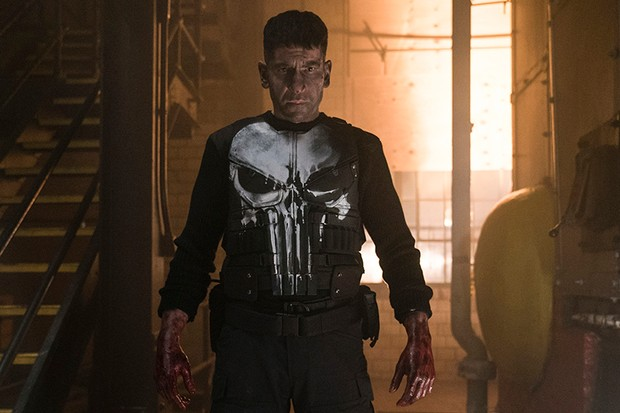Don't know if The Punisher will be back, but I won't be