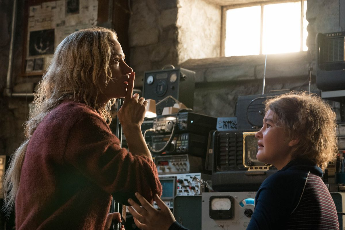 A Quiet Place  was unsurprisingly lauded for its sound