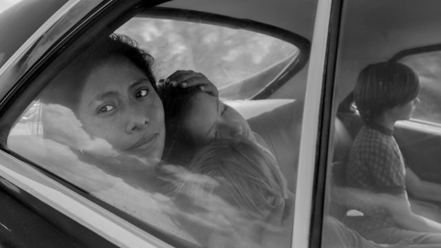 The sweeping cinematography of  Roma  would make Alfonso Cuaron the first director to win this award