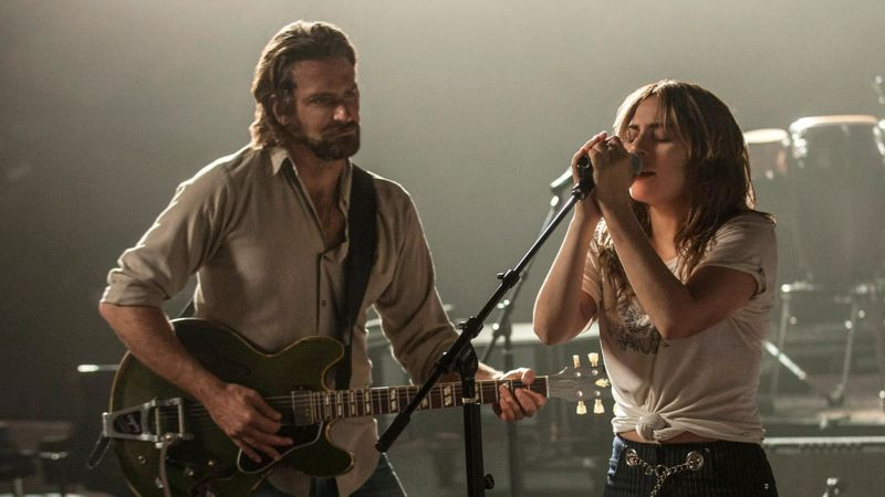 Likely to be  A Star is Born 's only award of the night
