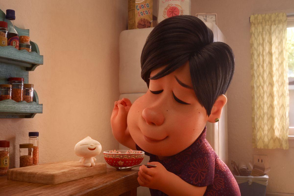 Pixar's  Bao  seems to be the frontrunner