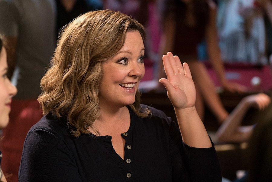 Melissa McCarthy takes Worst Actress for two movies the same year she's up for an Oscar