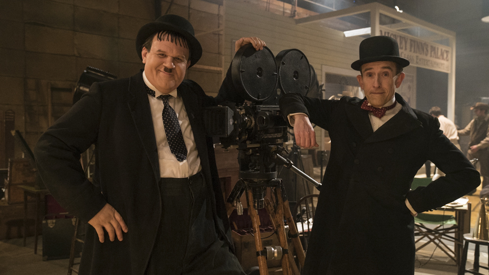 John C. Reilly and Steve Coogan are in fine form as Laurel & Hardy