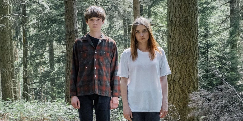 The End of the F***ing World  gets a Peabody award- I told you it was good
