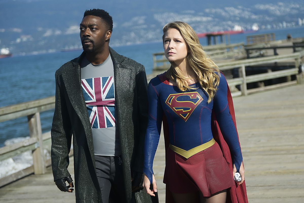 Supergirl  finally finds its footing in Season 4