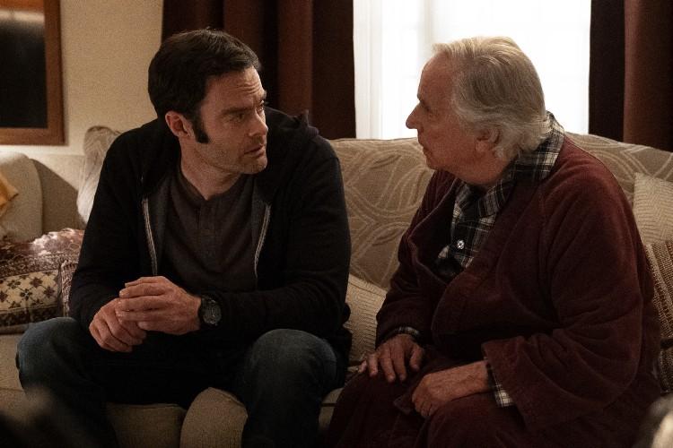 Barry confides in Cousineau