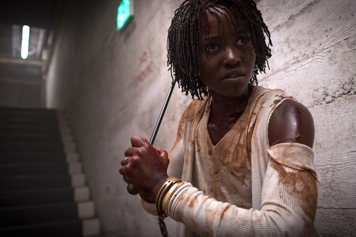 Lupita Nyong'o carries the Jordan Peele horror flick