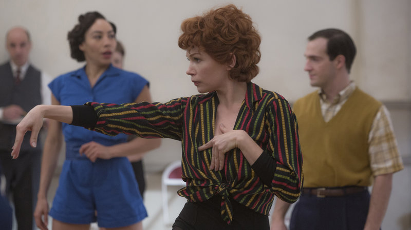 An outstanding Michelle Williams deserves all awards for  Fosse/Verdon