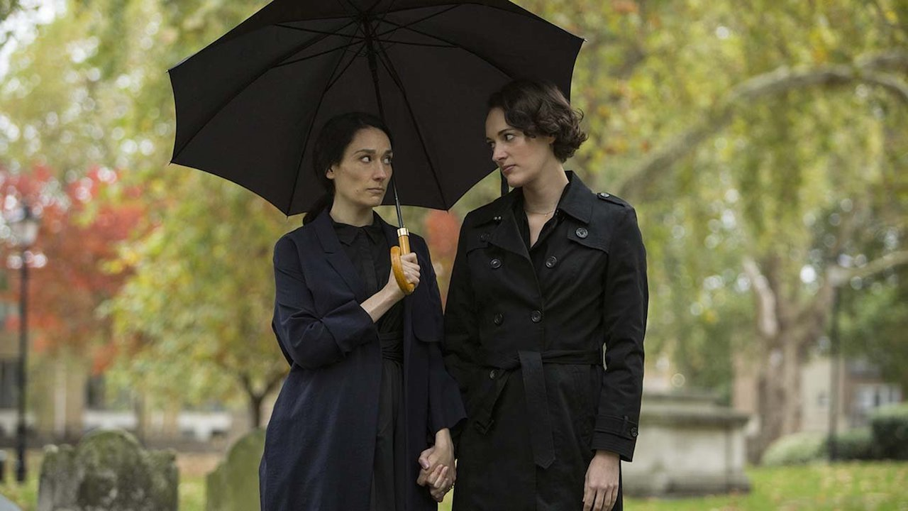 Fleabag and Claire make amends