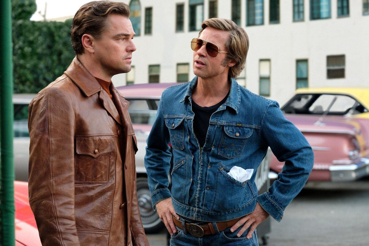 Leo and Brad are electric in some of their best ever roles