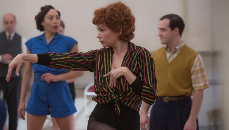 Could critics love for Michelle Williams as Gwen Verdon lead to an Emmy win?