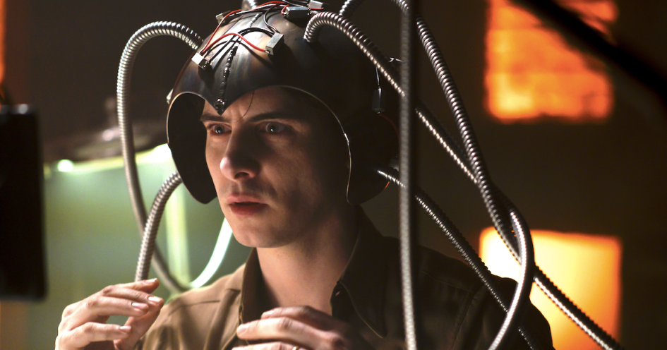 A new young Charles Xavier is introduced this season- and he's pretty good!