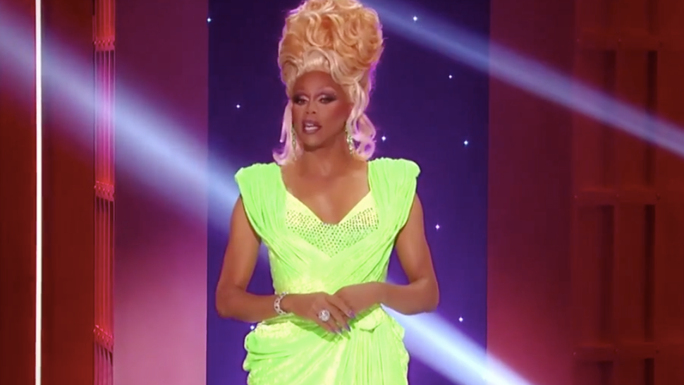 Assuming RuPaul will now start to repeat his win from last year