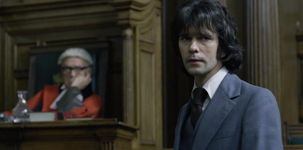 I think Ben Whishaw stands apart from the rest for what's really a co-lead role