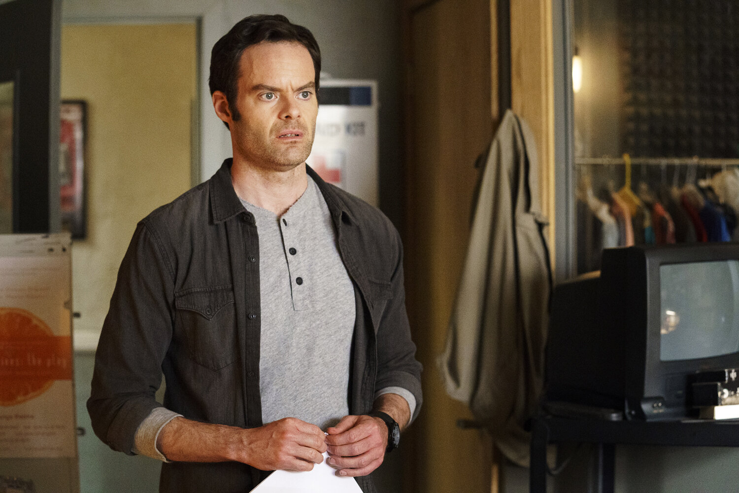 Bill Hader seems safe to win again for  Barry 's second season