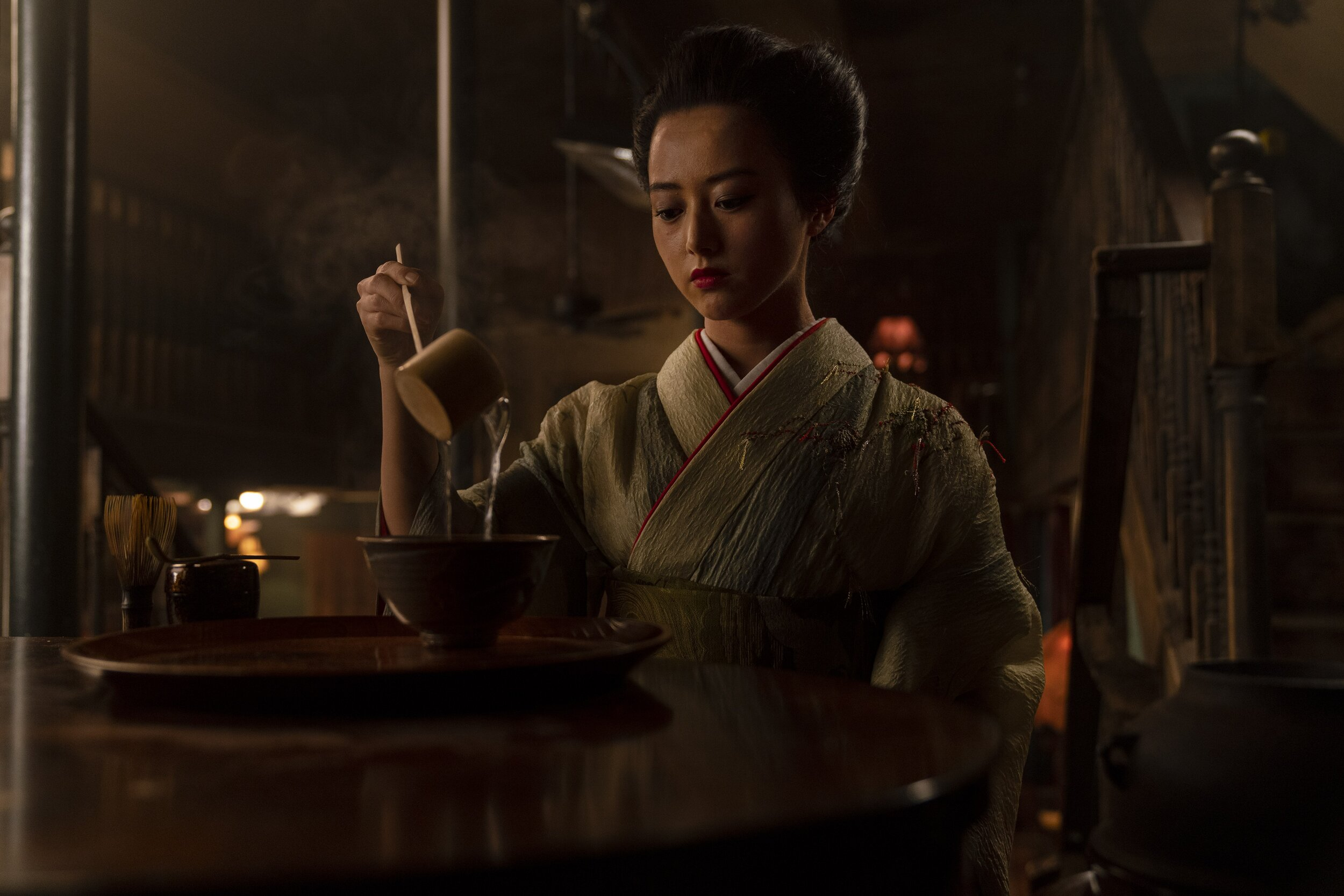 The monster in AMC's new season of  The Terror  takes human form