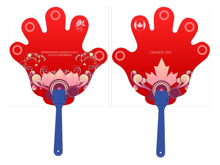 Summer Hand-Fan Design A