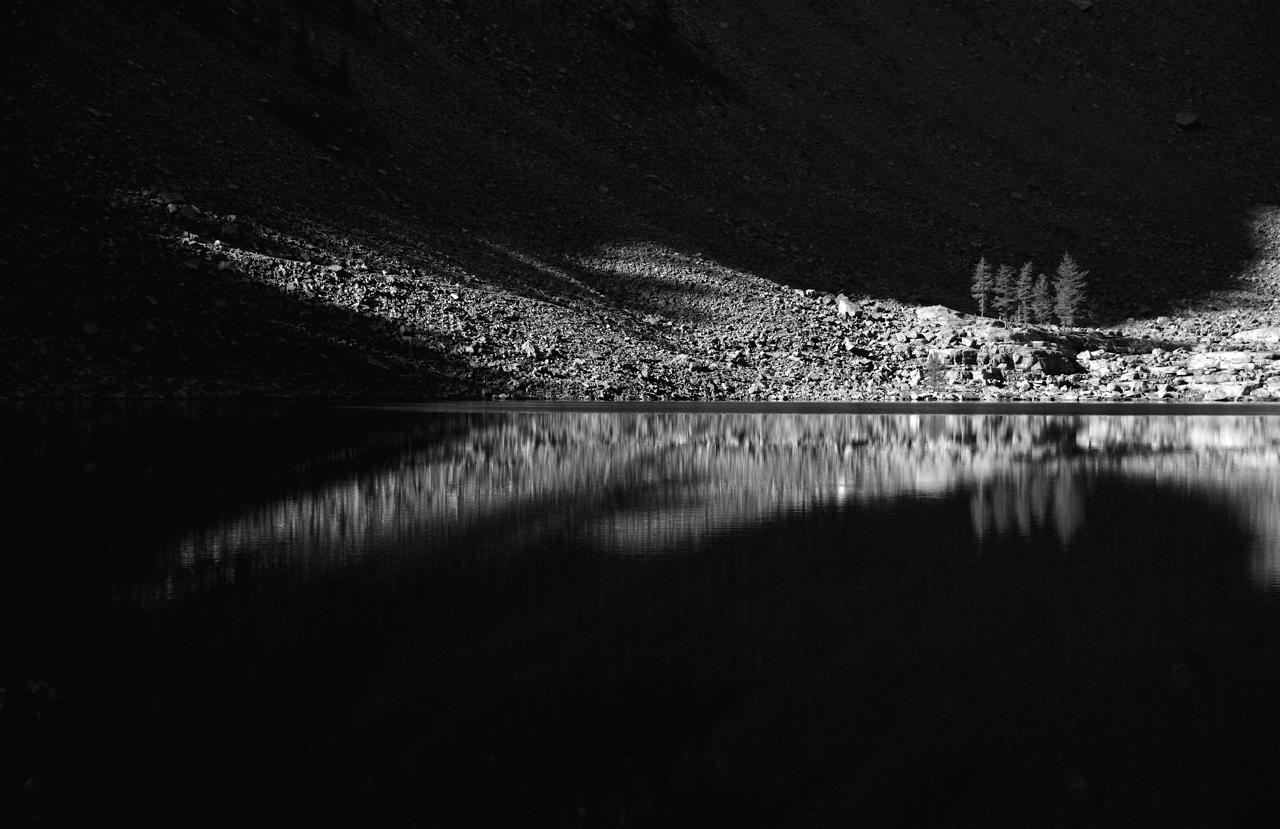 Agnes Lake, Banff