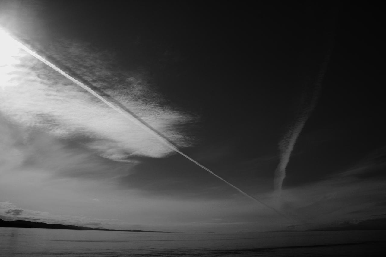 Light, Water, Cloud, Shadow