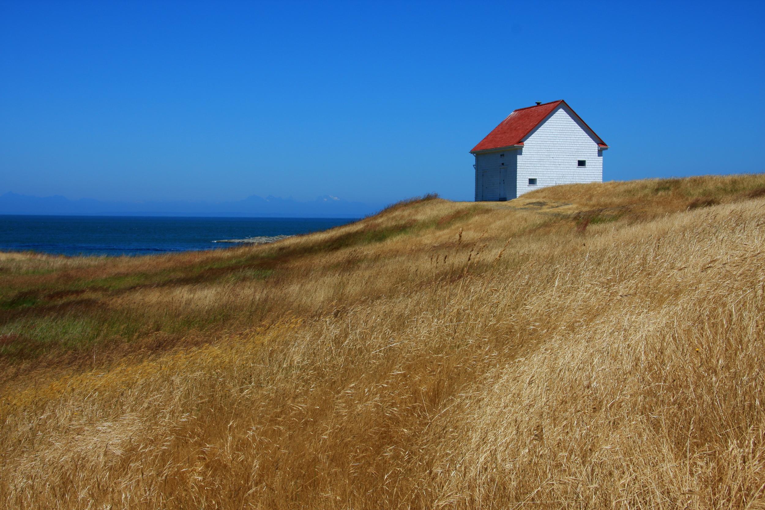 East Point, Saturna Island
