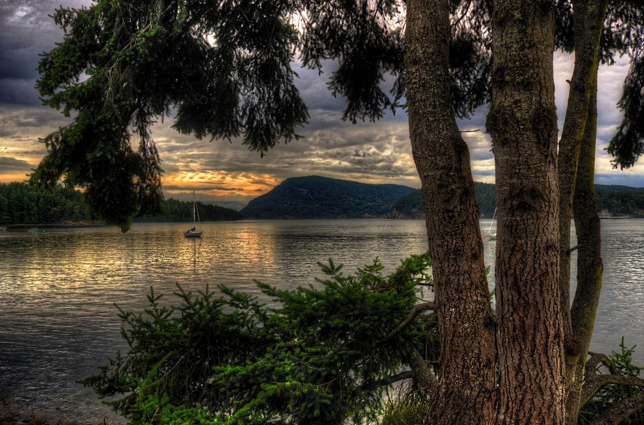Mayne sunset July 8.jpg