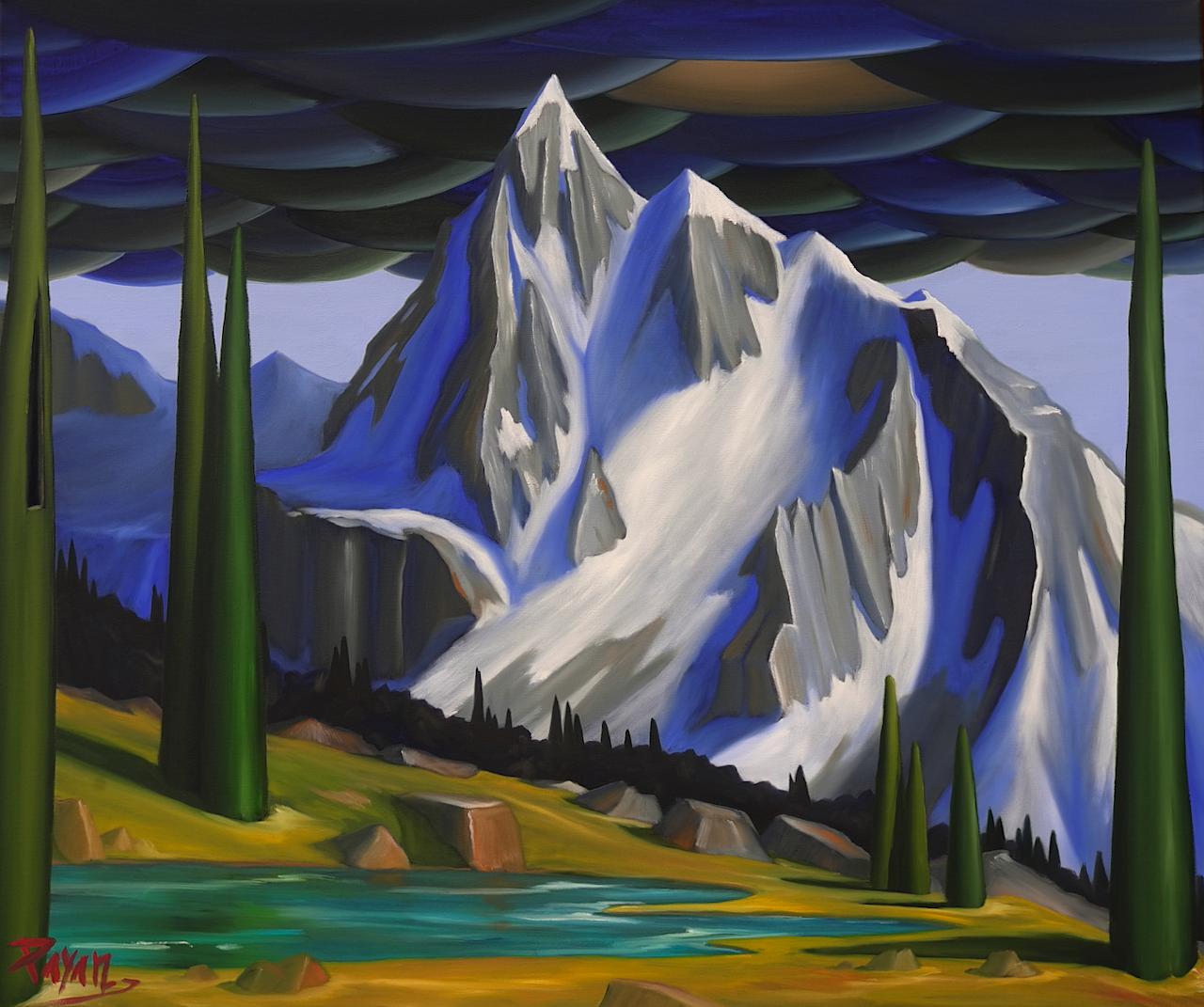 Fissle Peak, Whistler
