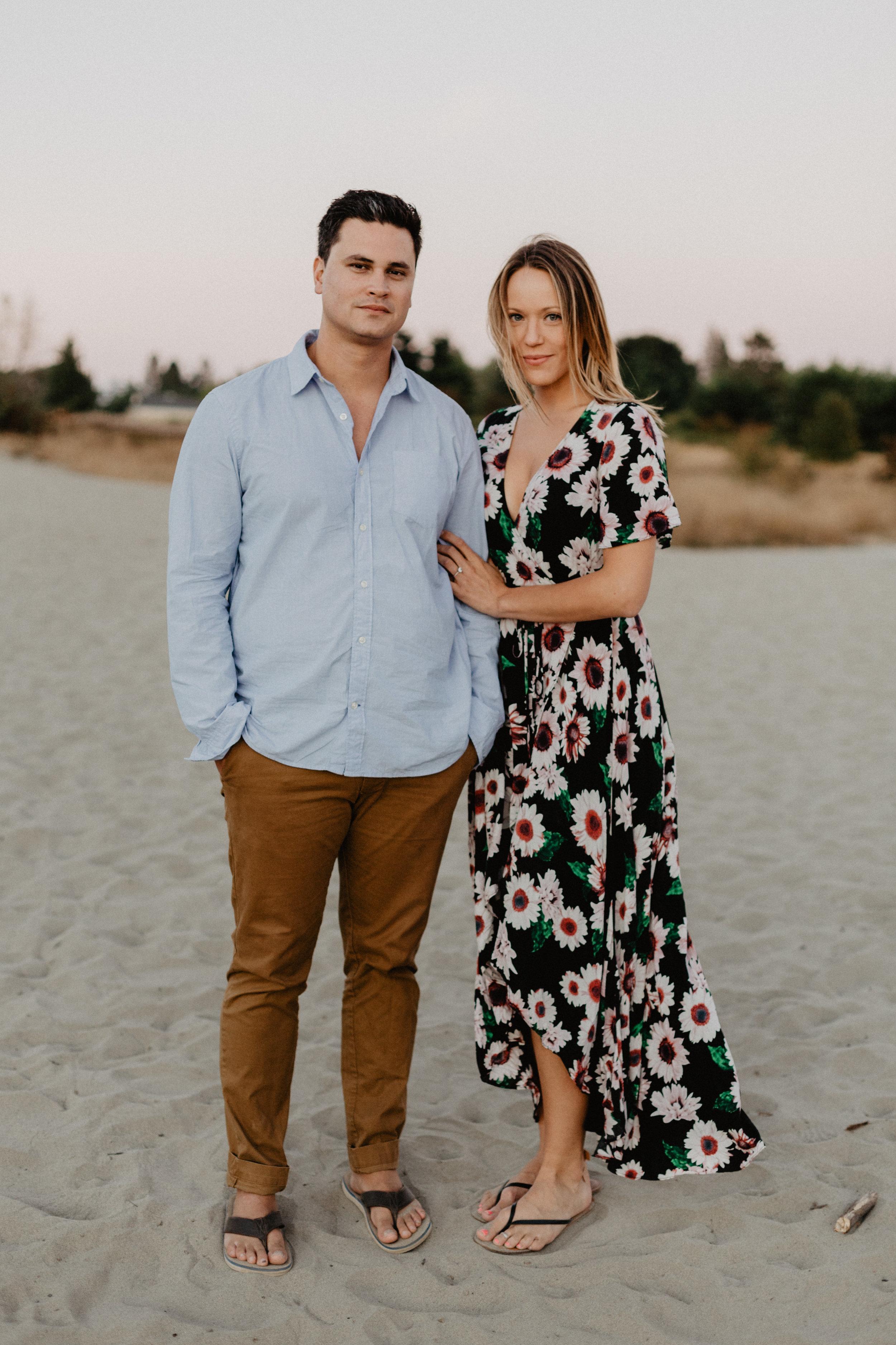 Rachel & Eddie - ENGAGEMENT
