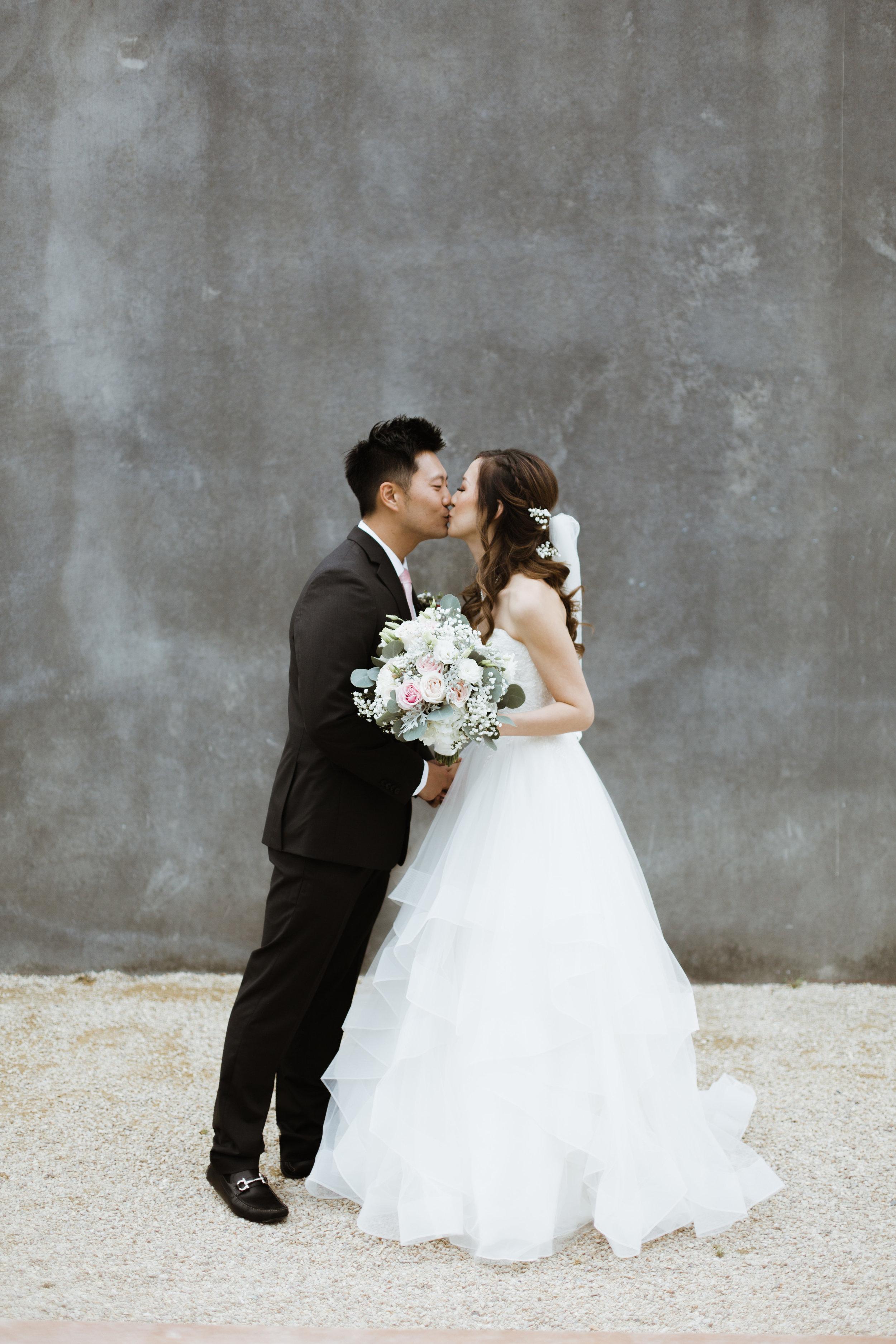 Jennifer & HG - WEDDING