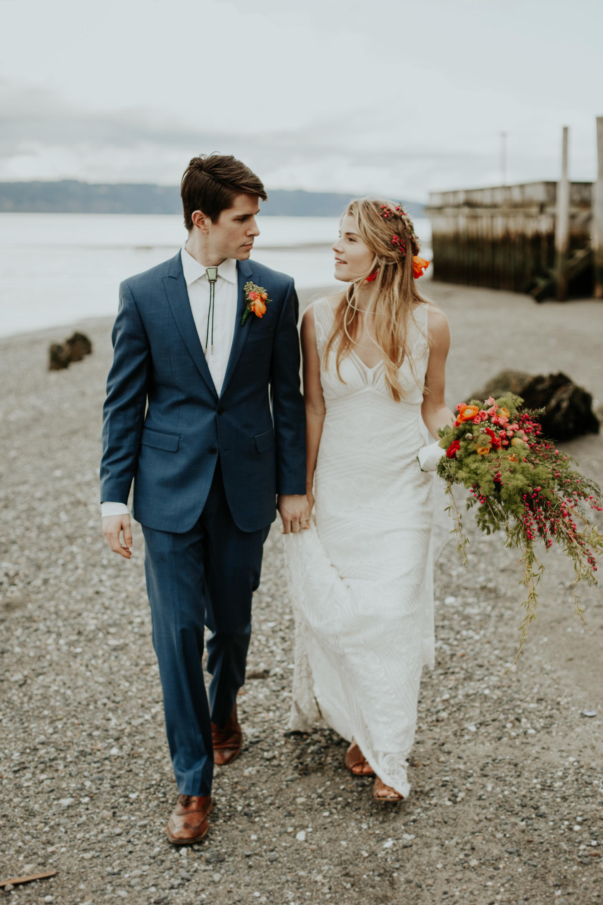 Erika & Steven - STYLED WEDDING