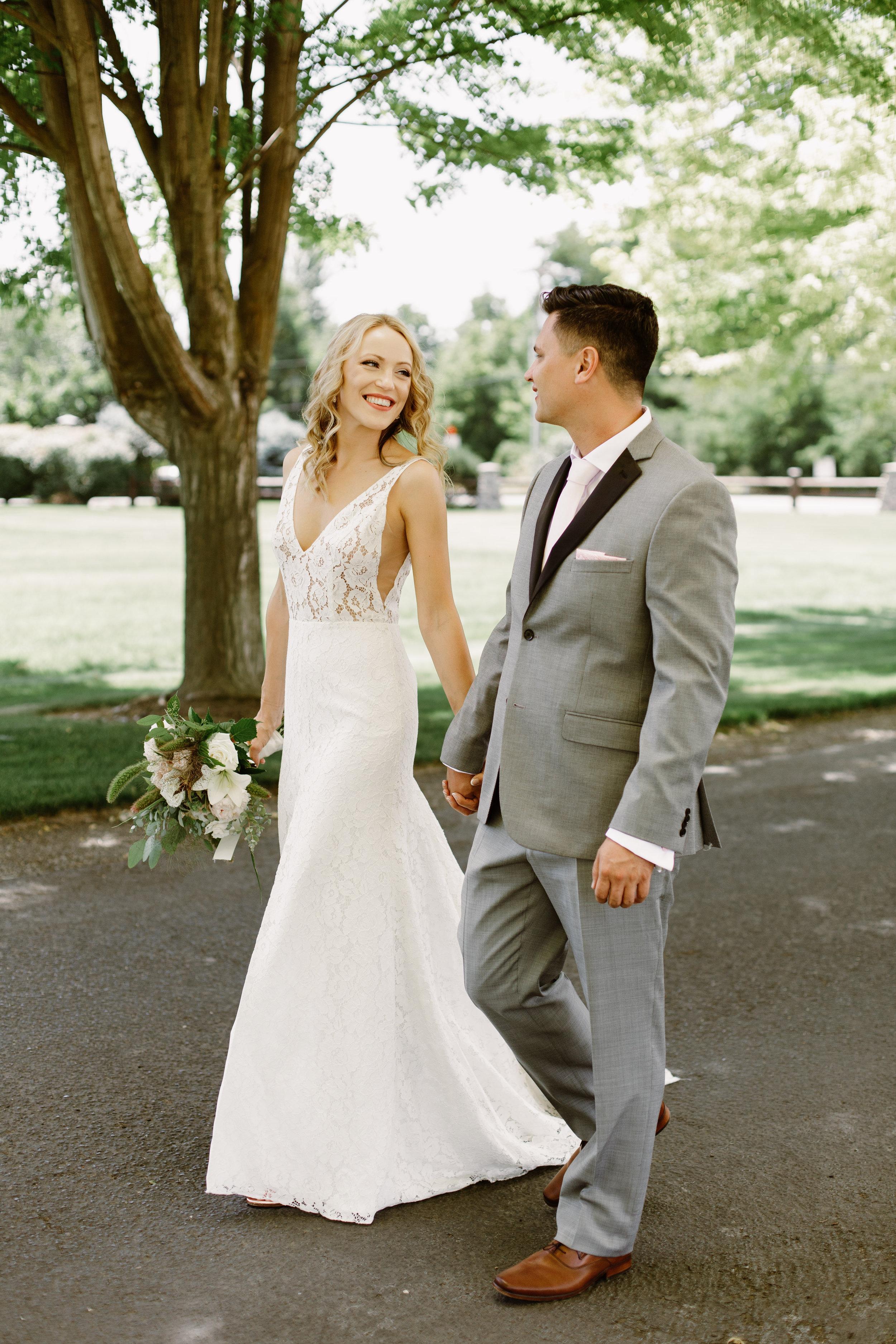 RACHEL & EDDIE - Wedding
