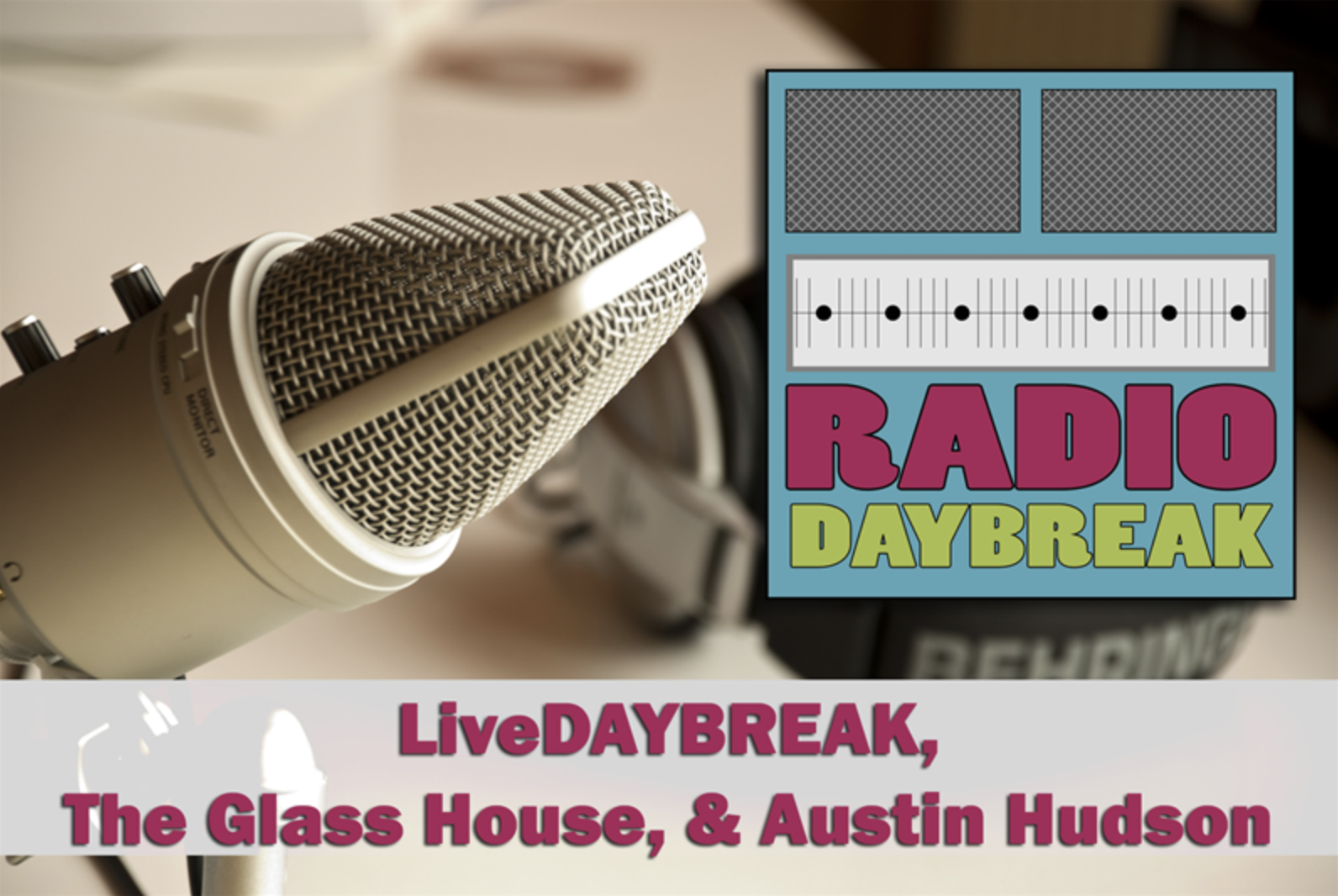 Radio Daybreak Interview (Posted February 8th, 2018)